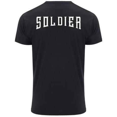 camiseta heracles negra