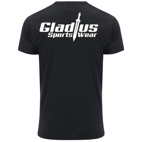 camiseta gladiator negra 2